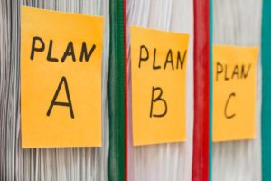 3つの計画