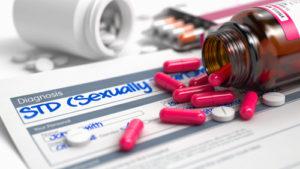 性病を治す各種の治療薬