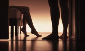 ソープランドで性行為を行う男性客